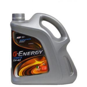 Полусинтетика G-Energy 10W-40 Expert G