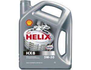 Масло синтетика 3. SHELL Helix HX8 Synthetic 5W30