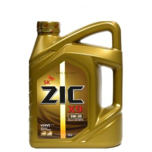 Синтетическое масло ZIC X9 5W-30