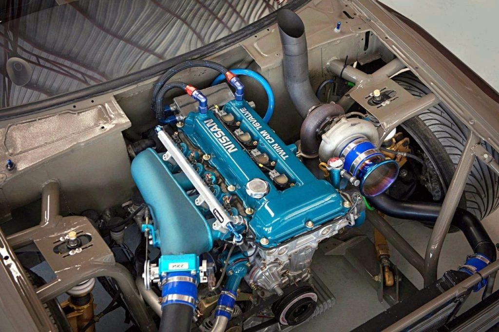 спортивный двигатель