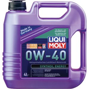 Liqui Moly Synthoil Energy 0W40