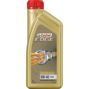 Моторное масло Castrol Edge Fully Synthetic 0W40