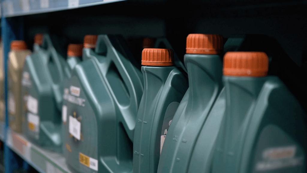 хранение моторного масла