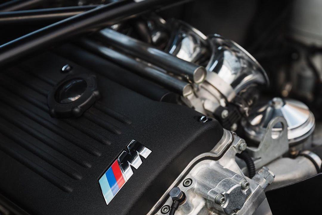 бензиновый двигатель БМВ